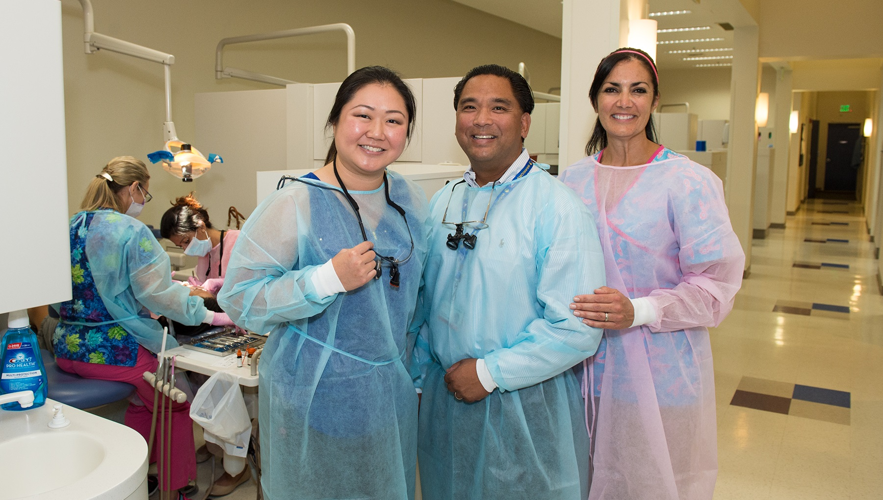 Our residents and staff are always ready to provide quality dental care.